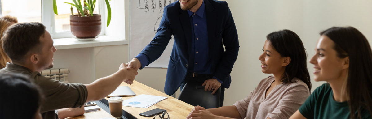 How To Build A Sales Team From The Ground Up