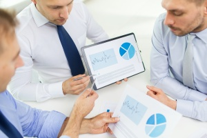 report showing how a Sales Management Consulting improves sales